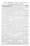 The Prairie View Standard - July 14th 1917 by Prairie View State Normal and Industrial College