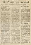The Prairie View Standard - October 1944