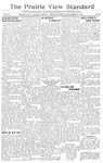 The Prairie View Standard - September 23rd 1916 by Prairie View State Normal & Industrial College