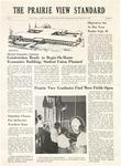 The Prairie View Standard - September 1956 - Vol. XLVII No. 1
