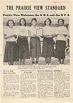 The Prairie View Standard - March 1950 - Vol. XL No. 7