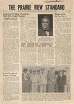 The Prairie View Standard - October 1952 - Vol. XLIII No. 2