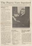The Prairie View Standard - September 1947 - Vol. XXXVIII No. 1