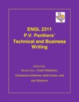 ENGL 2311 - Technical and Professional Writing - Language and Communication by Manjit Kaur, Ymitri Mathison, Christanna Eshleman, Keith Evans, and Joy Patterson