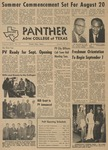 Panther - August 1970 by Prairie View A&M College