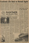 Panther - March 1971 by Prairie View A&M College