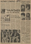 Panther- October 1973 by Prairie View A&M University