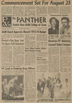 Panther - August 1973 by Prairie View A&M College
