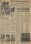 Panther- September 1974 by Prairie View A&M University