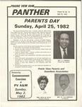 Panther - April 1982 by Prairie View A&M University