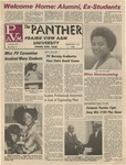 Panther - November 1982 by Prairie View A&M University