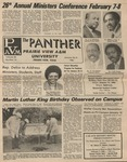 Panther - January 1984 by Prairie View A&M University
