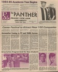 Panther - September 1984 by Prairie View A&M University