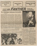 Panther - November - 1986 by Prairie View A&M University