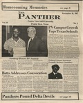 Panther - November - 1987 by Prairie View A&M University