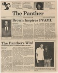 Panther - November - 1989 by Prairie View A&M University
