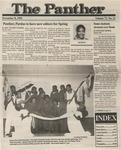 Panther - December 1995 - Vol. LXXII , NO.21