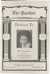 Panther - Feb/March 1933 by Prairie View State Normal and Industrial College