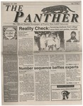 Panther- September 1999 by Prairie View A&M University