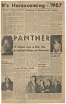 Panther - November 1967 by Prairie View A&M College