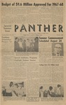 Panther - August 1967 by Prairie View A&M College