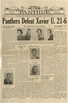 Panther - October 1941 by Prairie View State Normal and Industrial College