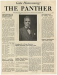 Panther - November 1949 by Prairie View A&M College