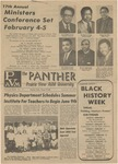 Panther - January 1975 by Prairie View A&M University