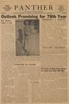 Panther- September 1954 by Prairie View Agriculture & Mechanical College
