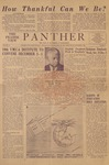 Panther- November 1954 by Prairie View Agriculture & Mechanical College