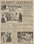 The Panther - December 1983 Vol. LVIII, No. 8