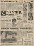 Panther - January 1984 - Vol. LVIII, No. 10