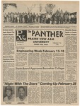 The Panther - February 1984 Vol. LVIII, Num. 11