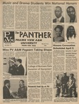 The Panther - March  1984 Vol. LVIII, Num. 13