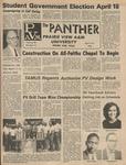 Panther - April 1984 - Vol. LVIII, No. 15