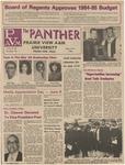 Panther - May- June 1984 - Vol. LVIII, No. 18
