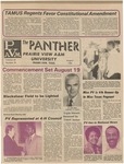 Panther - August 1984 - Vol. LVIII, No. 20