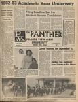 Panther - September 1982 - Vol. LVII, No. 1