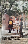 Undergraduate Catalog - The School Year 1989-1992 by Prairie View A&M University