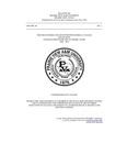 Undergraduate Catalog - The School Year 2008-2010 by Prairie View A & M University