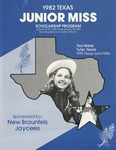 Miss Texas Junior Scholarship Pageant January 30, 1982 by Prairie View A&M University