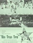 Miss Texas Teen Contest Announcement 1967