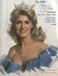 Miss Texas Pageant July 5-9, 1983 by Prairie View A&M University