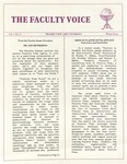 The Faculty Voice - Winter Issue