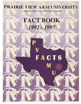 University Fact Book - 1992-1997 by Prairie View A&M University