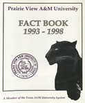 University Fact Book - 1993-1998 by Prairie View A&M University