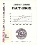 University Fact Book - 1994-1999 by Prairie View A&M University