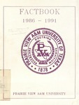 University Fact Book - 1986-1991 by Prairie View A&M University